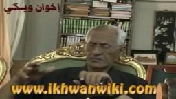 الأستاذ جابر قميحة- شهادات ورئ حصريا علي إخوان ويكي - الجزء الرابع
