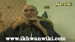 الأستاذ سيد عبد النبي- شهادات ورئ حصريا علي إخوان ويكي - الجزء الأول