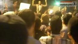 اللاذقية- الرمل-مظاهرة مسائية نصرة لبانياس و المدن المحاصرة