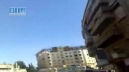سوريا- حماه - أبطال العاصي يحيون الثوار