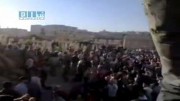 سوريا- إدلب - معرة النعمان - زفاف شهيد