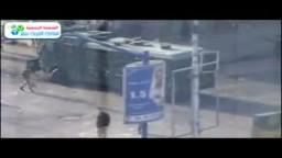 قمع أمنى بشع للمتظاهرين في تعز باليمن 9 -5-2011