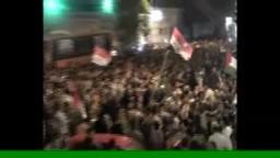 مليونية الفجر بالإسكندرية و قوافل الإغاثة