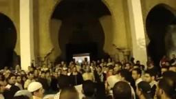 صلاة الفجر المليونية - مدينة طنجة - المغرب