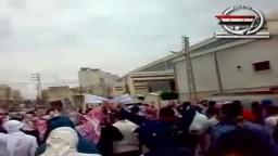 مظاهرات مدينة حماة في جمعة حرائر سورية 13_ 5_ 2011