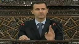 الاسد الرئيس اللا شرعي يبطش بالشعب السورى