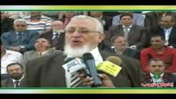 مؤتمر جماعة الإخوان بإستاد المنصورة بالدقهلية بحضور فضيلة المرشد العام ..2
