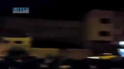باب تدمر - مظاهرة نصرة تلكلخ مساء 14-5