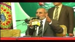 حصرياً .. وقائع إفتتاح فضيلة المرشد العام لمقر الإخوان المسلمين بالدقهلية 1