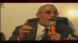حصرياً .. وقائع إفتتاح فضيلة المرشد العام لمقر الإخوان المسلمين بالدقهلية 2