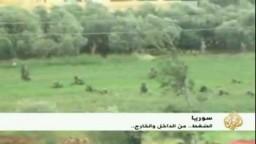 الثورة السورية-- قوات الأمن تقتحم عدة مدن سورية