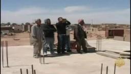 إطلاق قذائف من قبل كتائب القذافي باتجاه التراب التونسي
