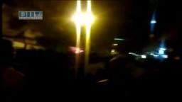 سوريا- سقبا - مظاهرة مسائية بايام الحرائر 16-5