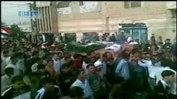 سوريا- المسيفرة - زفاف الشهيدين نادر و محمد الزعبي ج2