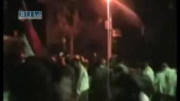 شام - حمص - تلبيسة - مظاهرات المساء 18-5 ج1