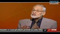 البيانوني - يشرح أسباب ثورة الشعب السوري