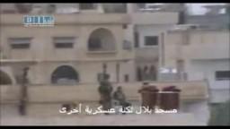 سوريا- الآذان الحزين يبكي مساجد درعا و بانياس و جبلة القسام