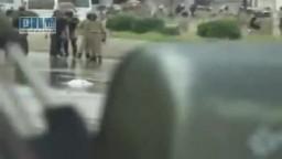 سوريا - إطلاق النارعلى المتظاهرين وجها لوجه الجمعة 20-5