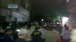 حمص - الخالدية - مظاهرة مسائية يوم الحرية 20-5