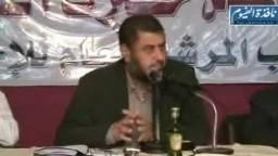 لقاء م/خيرت الشاطر بالاخوان فى محافظة الفيوم وحديث عن تطوير الجماعة 2