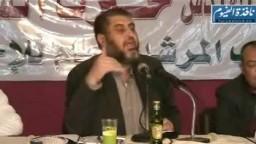 لقاء م/خيرت الشاطر بالاخوان فى محافظة الفيوم وحديث عن تطوير الجماعة 4