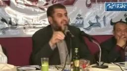 لقاء م/خيرت الشاطر بالاخوان فى محافظة الفيوم وحديث عن تطوير الجماعة 8