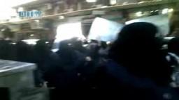 سوريا- دوما - مظاهرة نسائية عصر الإثنين 23-5 ج1