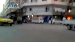 شام - اللاذقية - مظاهرة طيارة في الصليبة 22-5