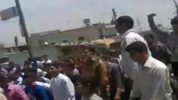 حوران - خربة غزالة - جمعة حماة الديار 27-5