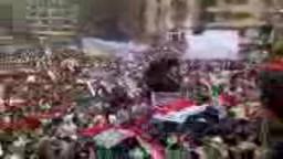 ميدان التحرير في جمعة الغضب الثانية 27 مايو