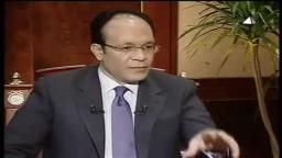 فضيلة المرشد العام الدكتور محمد بديع فى برنامج اتجاهات على التليفزيون المصرى ج2