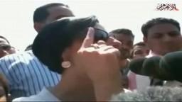 ريم ماجد بعد خروجها من النيابة العسكرية