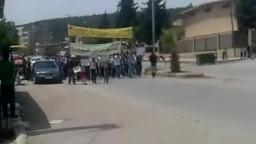 سوريا-- حلب عفرين مظاهرات أربعاء القسم 1-6-2011
