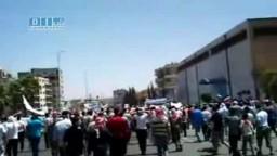 سوريا - حماه - الحاضر - من مظاهرات جمعة اطفال الحرية 3-6 ج1
