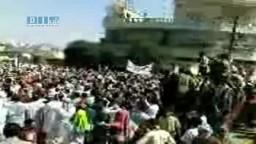 سوريا - حماه - طيبة الامام - مظاهرات جمعة اطفال الحرية 3-6