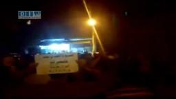 سوريا-- مظاهرات مسائية سبت نصرة حماه 4-6