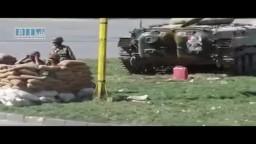 سوريا-- حمص تعزيزات تشمل مضادات الطيران 8-6