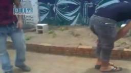 شام - اللاذقية دفن الشهيد خالد البنا في حي شعبي 11-6