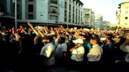 مسيرة حاشدة بالدار البيضاء تطالب بالحرية