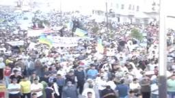 مسيرات حاشدة في عشرات المدن المغربية  تنبئ بثورة مغربية