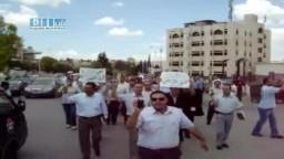 سوريا - دمشق - عربين - مظاهرة مسائية 14-6 جزء2