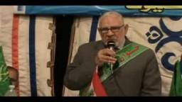 د محمد فؤاد عبد المجيد فى افتتاح دار الاخوان المسلمين بكفر مجر