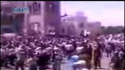 شام - حماه - أبطال العاصي بمظاهرة يوم الاضراب العام 15-6 ج3