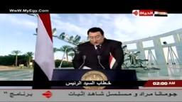 ماجد القلعى تقليد حسنى مبارك
