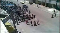 سوريا- حوران - الحراك - زفاف الشهيد محمد الحريري 15-6