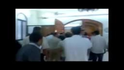 أبطال حماة يطردون وفد رئاسة الجمهورية من المدينة