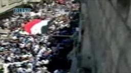 سوريا - ريف دمشق - سقبا - جمعة سقوط الشرعية 24-6