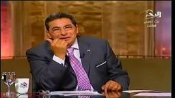 رجل يعارض مبارك فى التحرير ويشكر فيه بمصطفى محمود