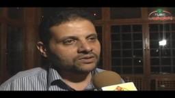 المهندس خالد حمزة وتعليق على هامش ندوة حول روح الثورة المصرية