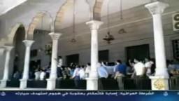 من ضحايا اجرام النظام السورى الشهيد خلدون حبشية